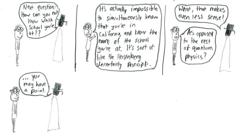 College Uncertainty