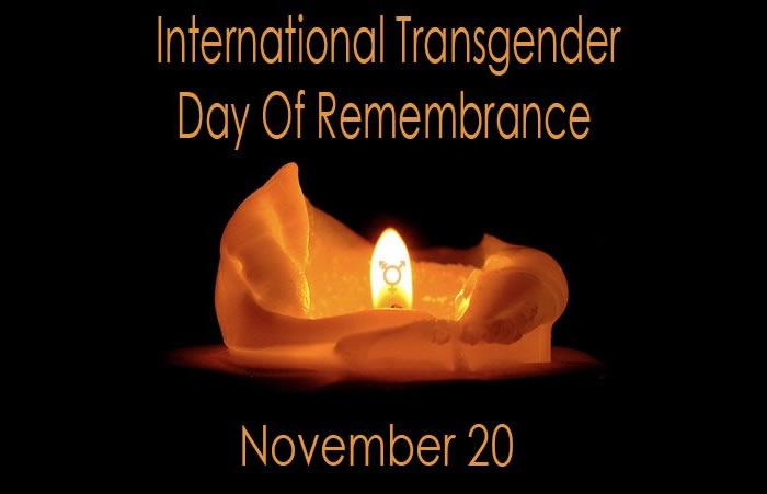 Transgender Day of Remembrance 2011