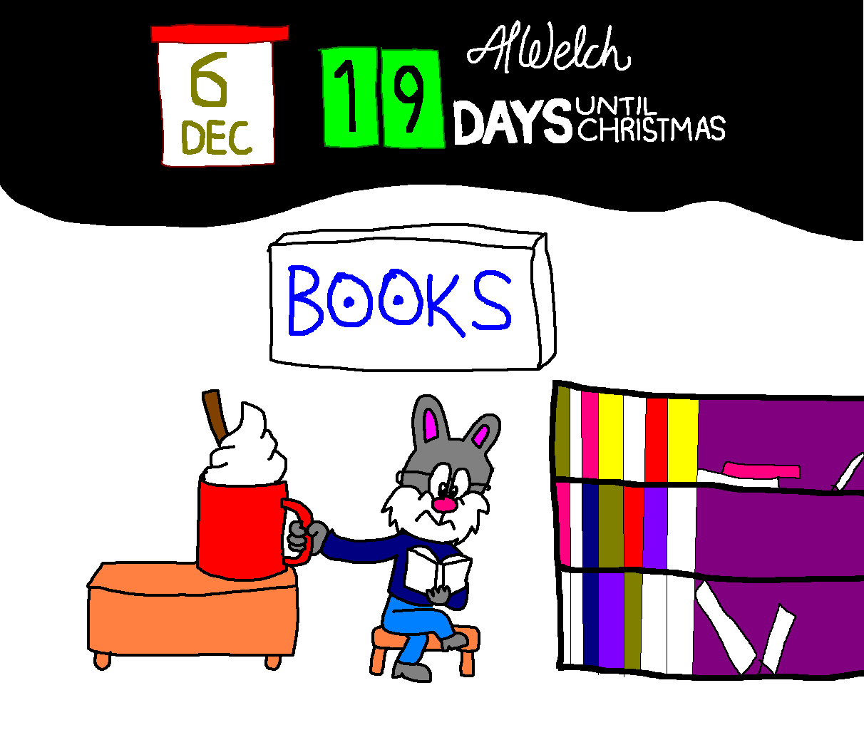 Advent 2010: Day 7