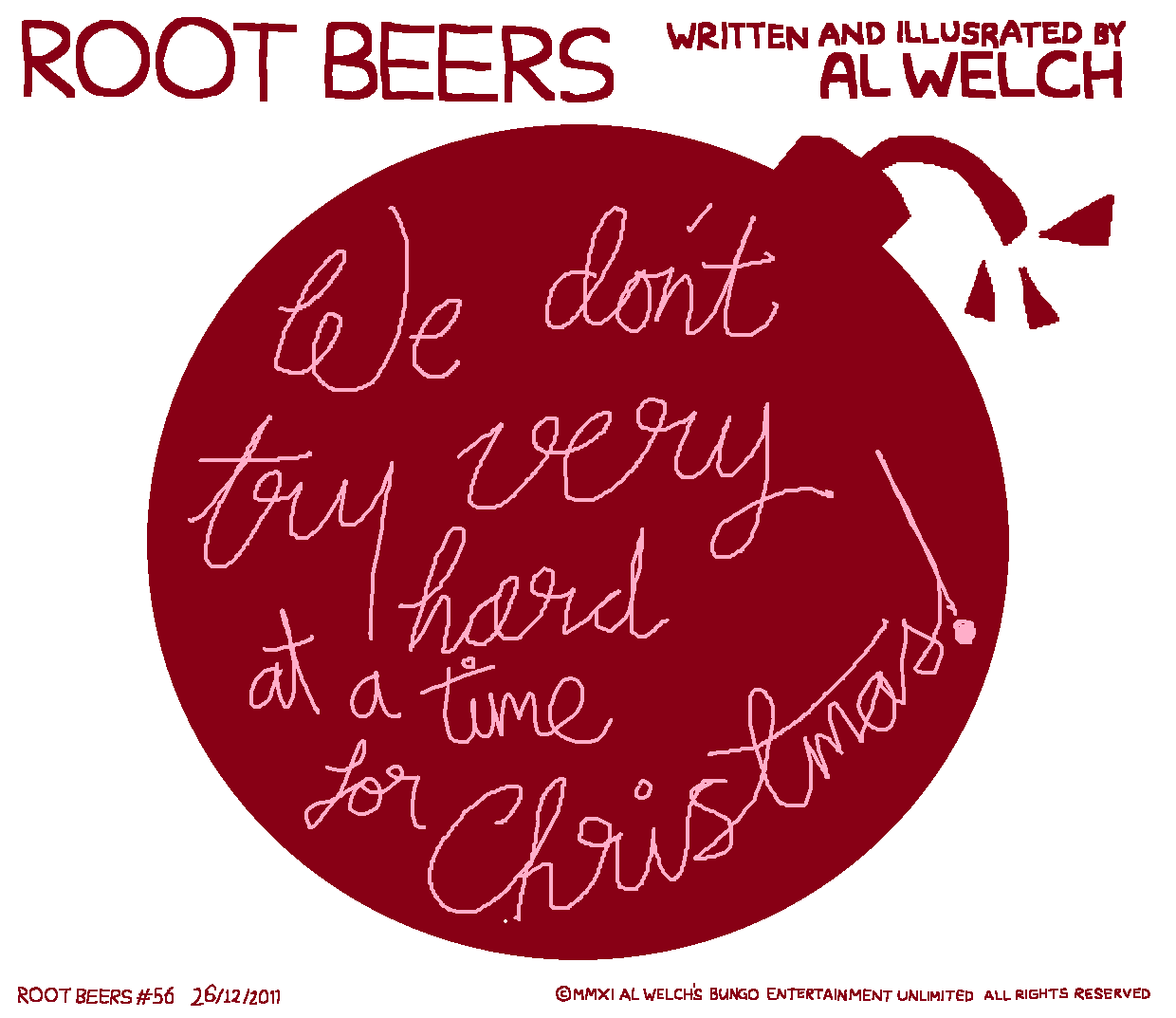 Root Beers 056 - Punk'd for Christmas