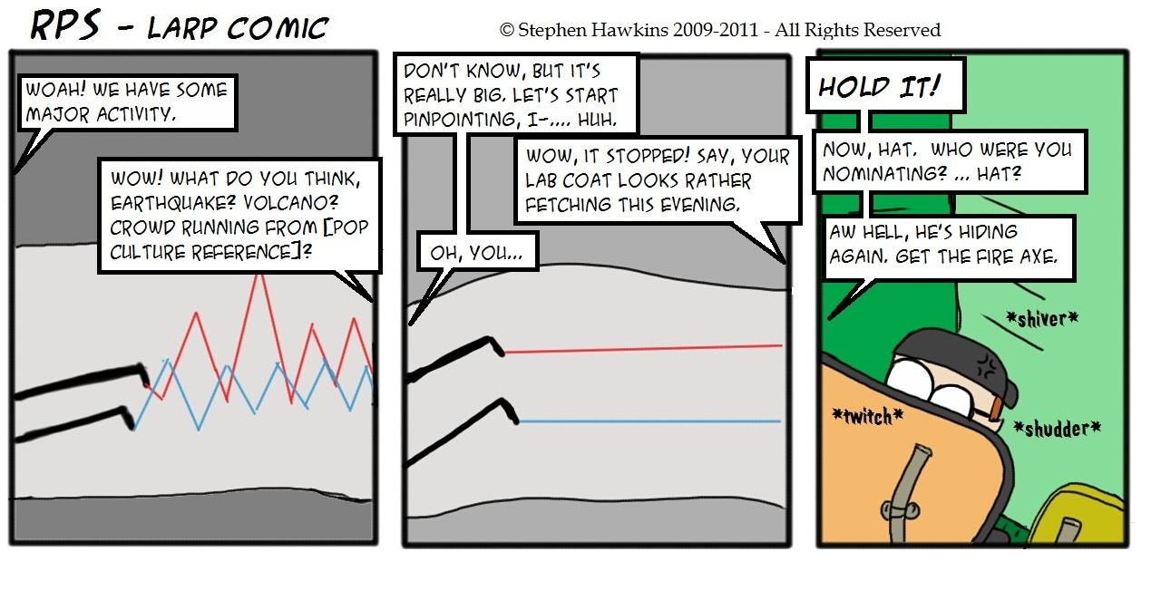 #134 - Tremors