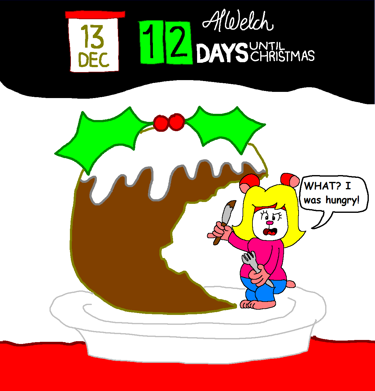 Advent 2010: Day 14