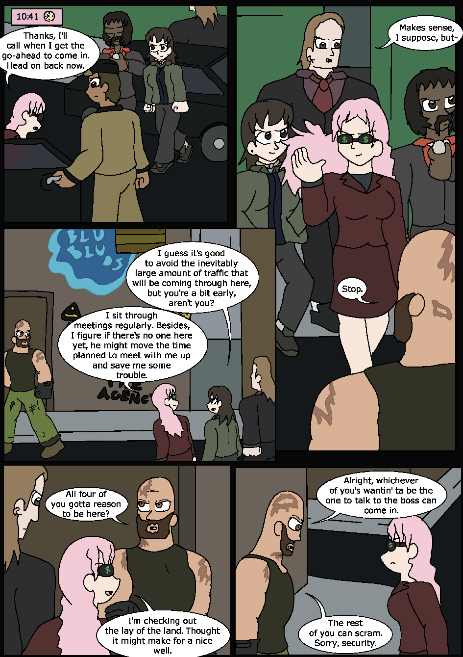The Days Go By, Page 22