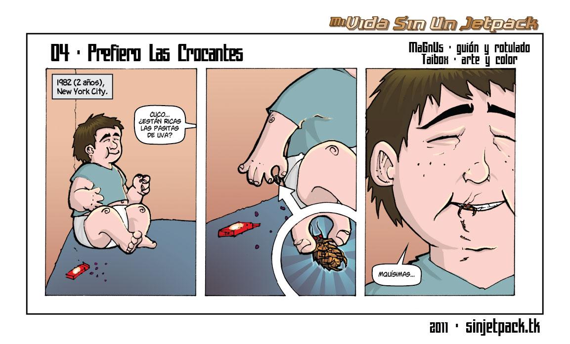 04-Prefiero Las Crocantes