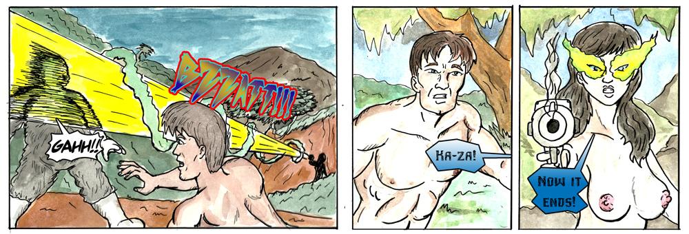 Ruthless Ro-Man #27