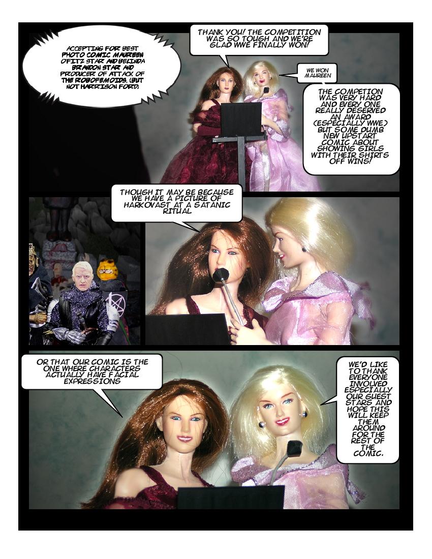 Drunk Duck Best photo comic win 2010 page 1