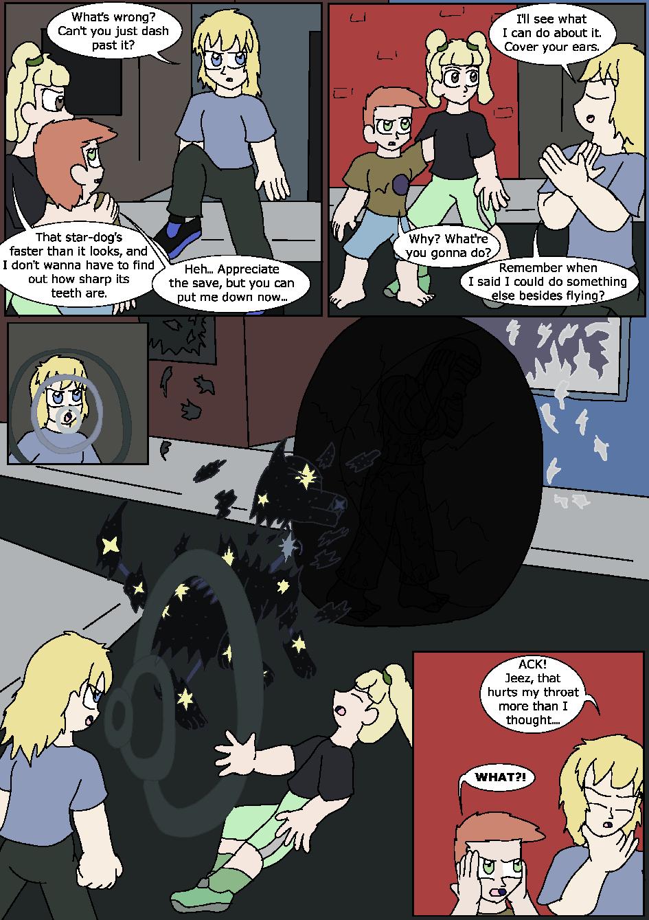 Heroes Wear Blue, Page 27