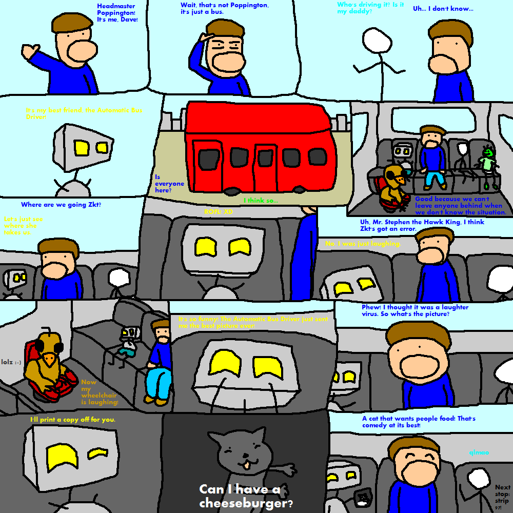 You're My Bus Friend