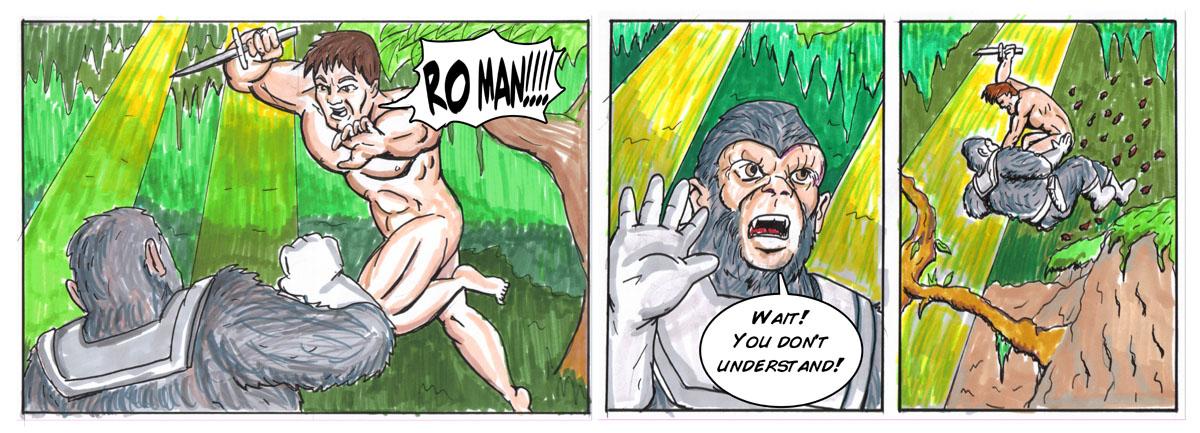 Ruthless Ro-Man #24