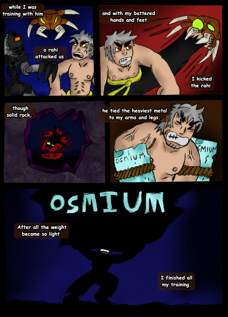 My True Power Unleashed : 03