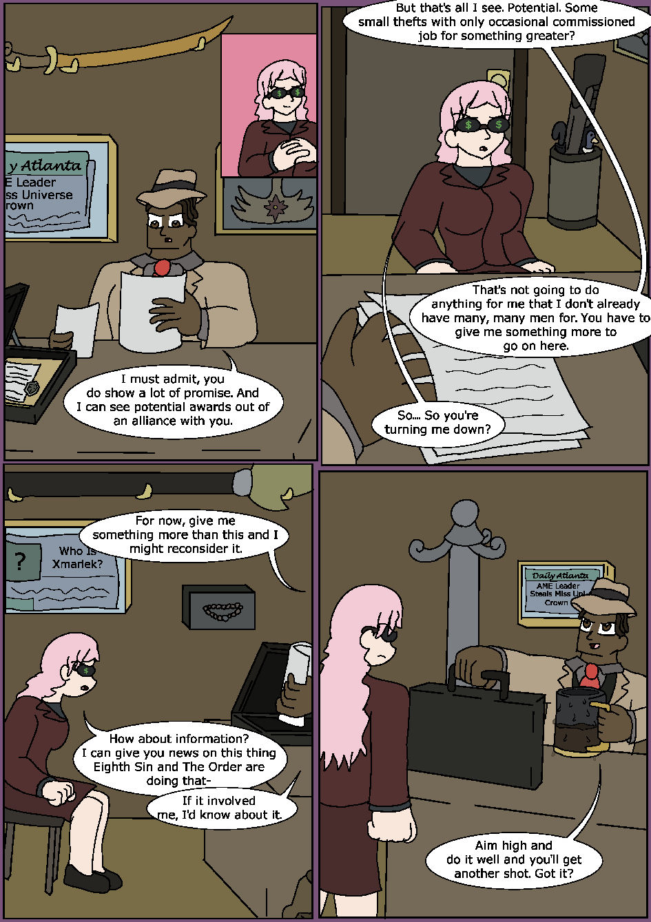 The Days Go By, Page 33