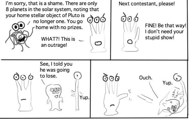Game Show Failure