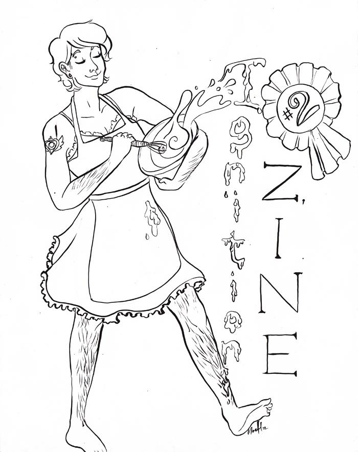 3/17 Filler - Z.ine #2 Preview