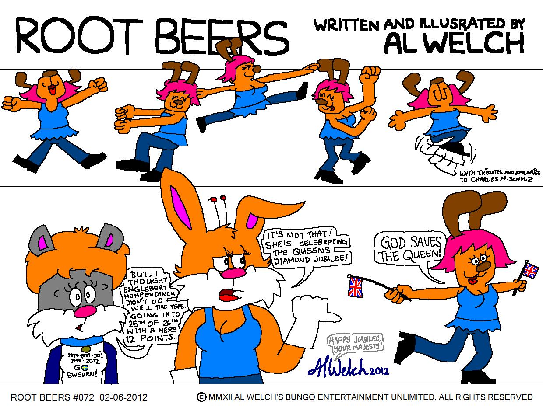 Root Beers 072 - Jubileeathon 2012