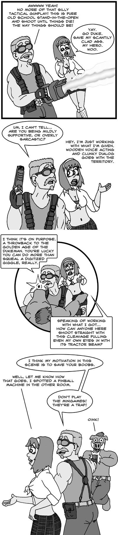 Duke Nukem Forever - Still Out Of Bubblegum