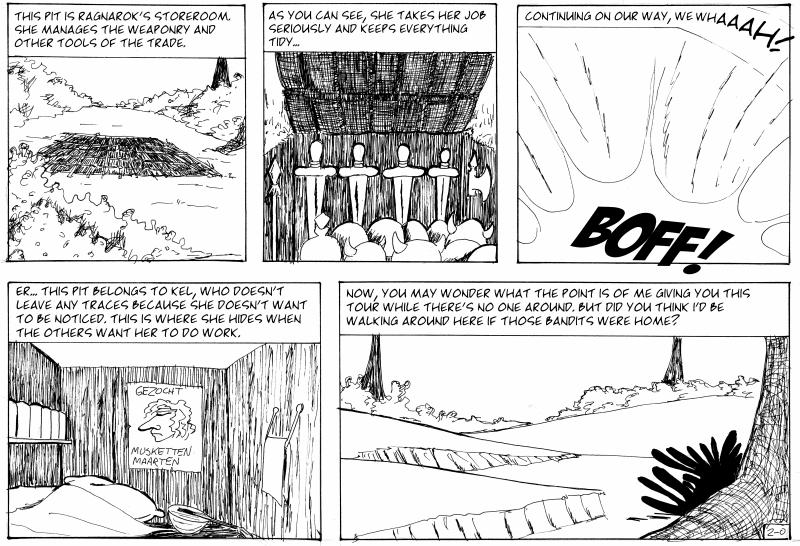 Ragnarok's pit