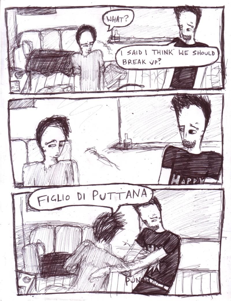 Break Up - Part I - Page 3