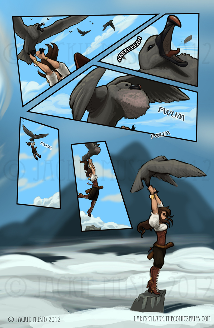 Lady Skylark and the Queen's Treasure - Page 15