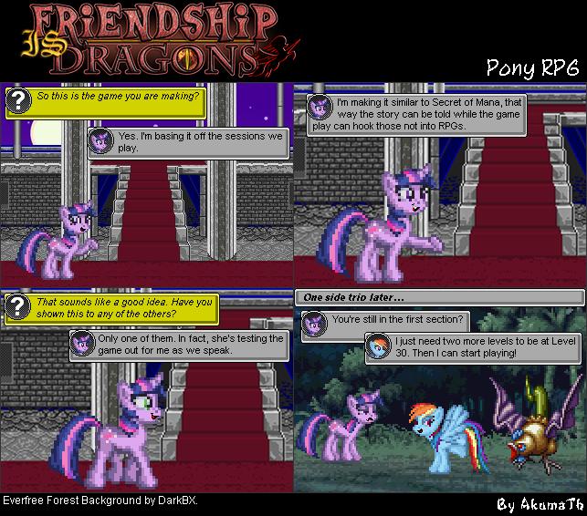 Pony RPG