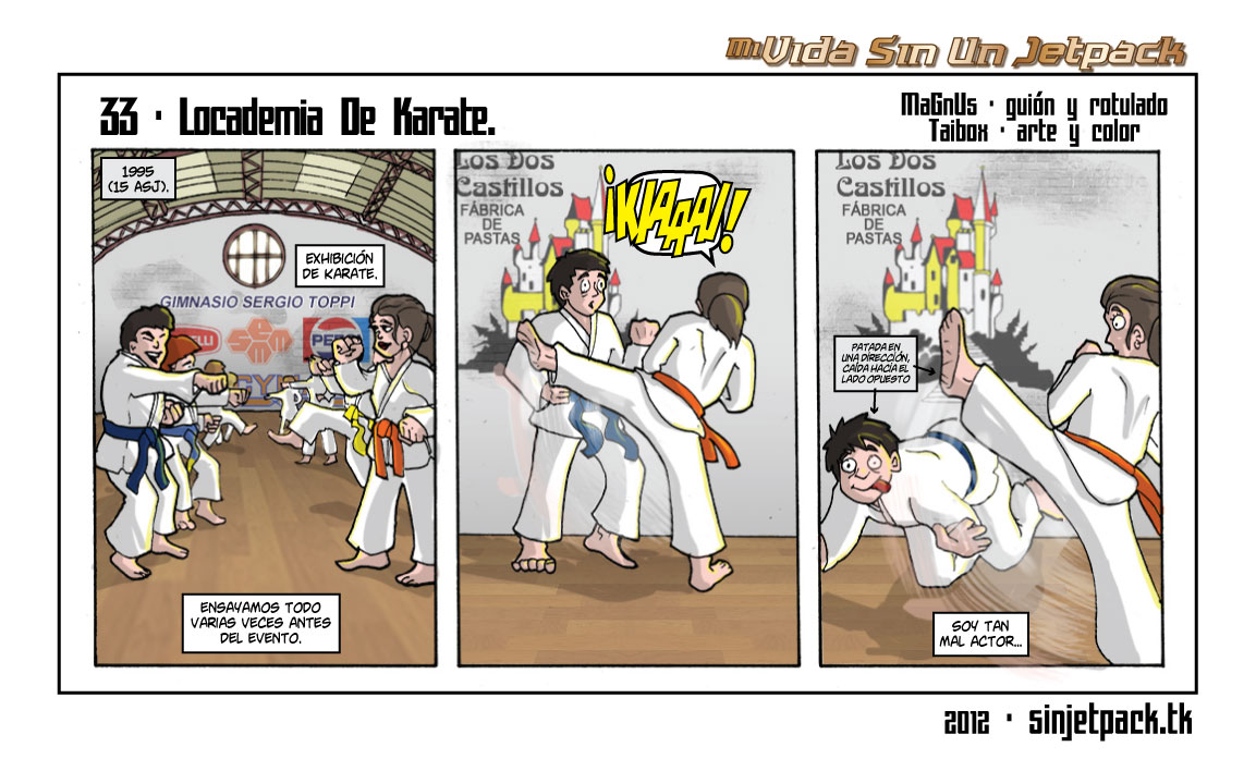 33 - Locademia De Karate.
