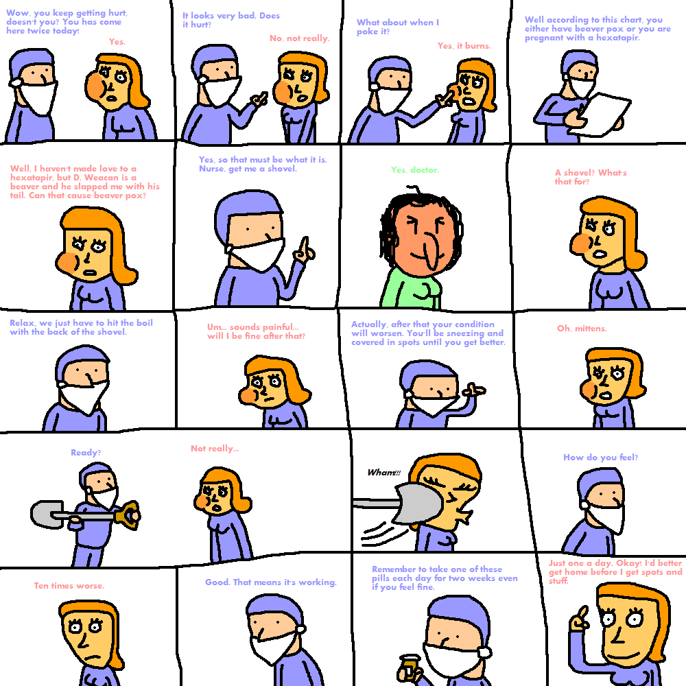 Prescription Shovel