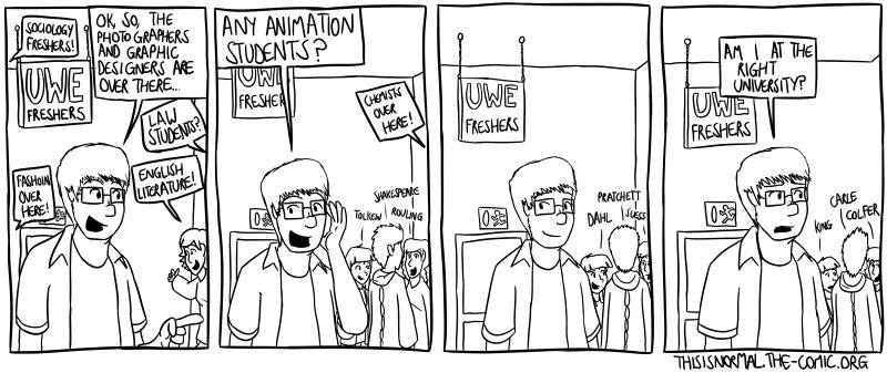 Finding Animators