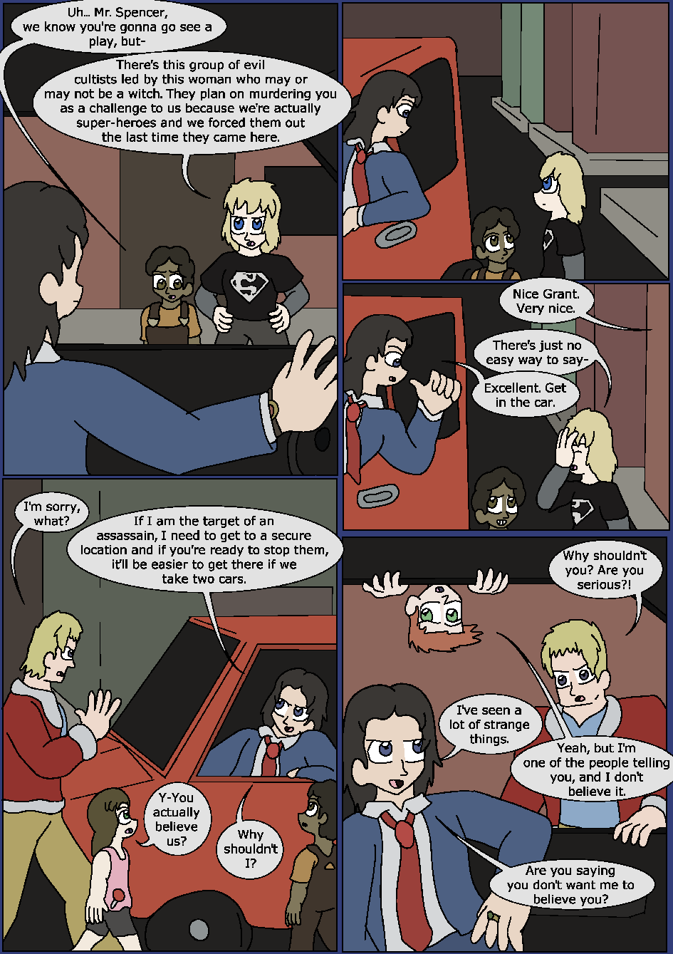 Best Served Blue, Page 9