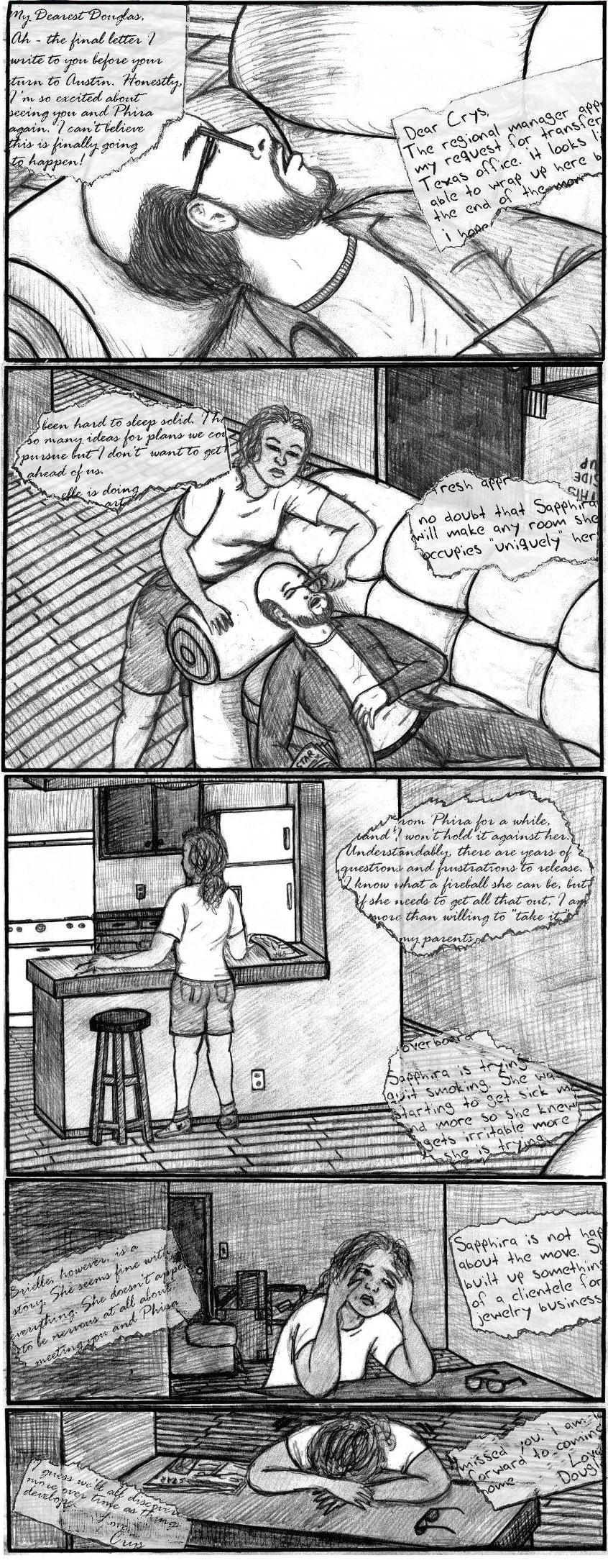 Due East Book 1 Page 1