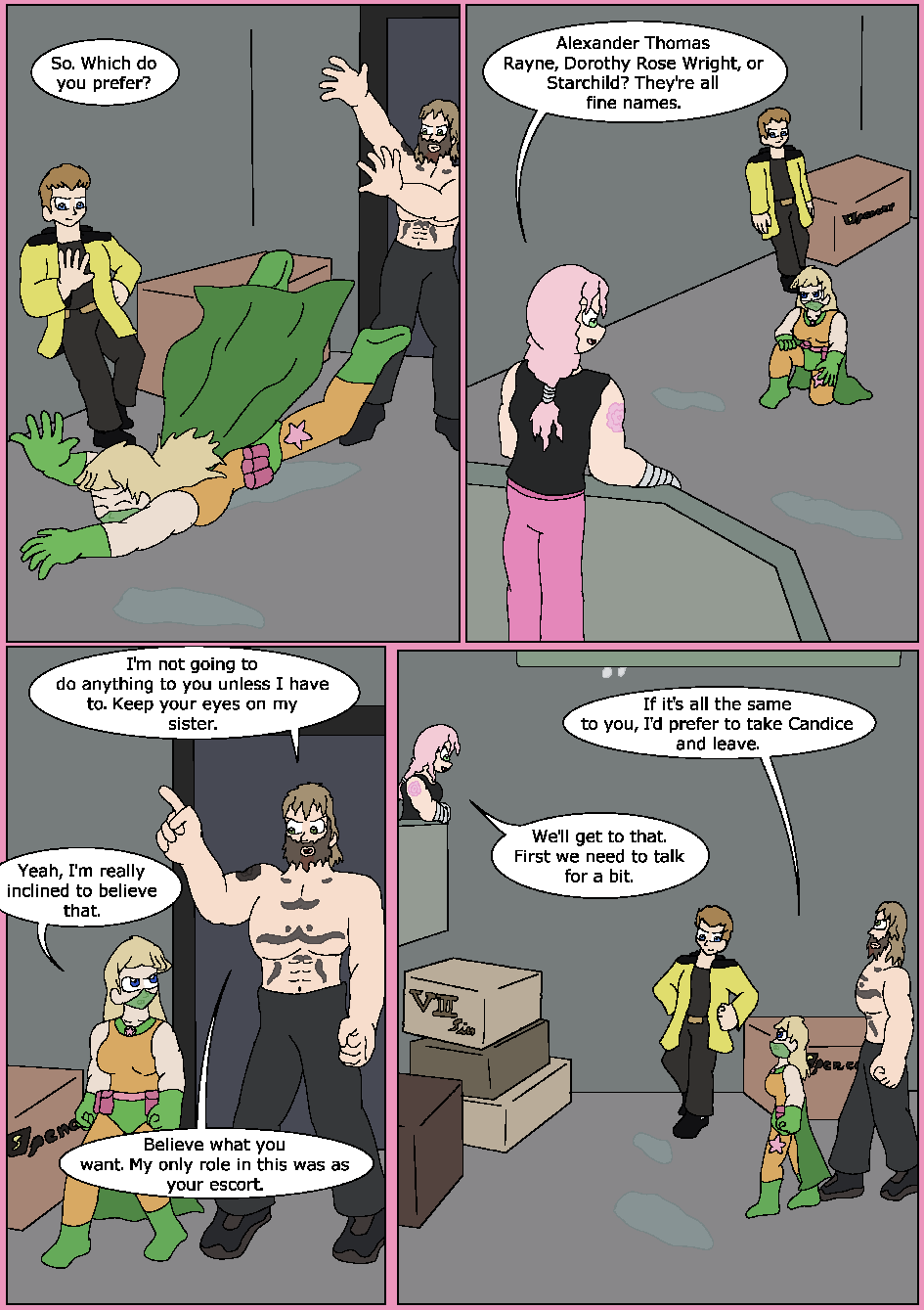 The Power Tower, Page 22