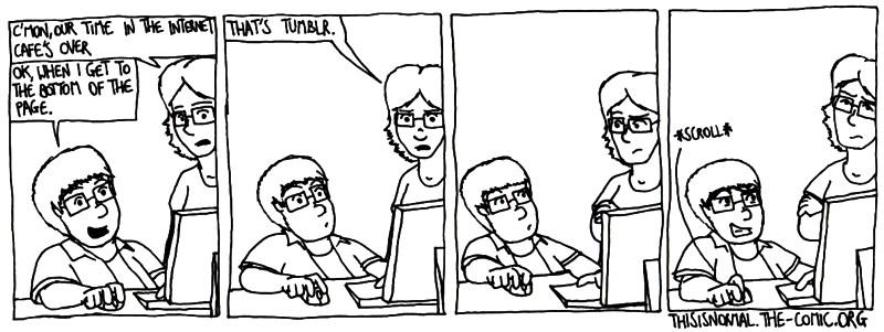 Every Day I'm Tumblin'