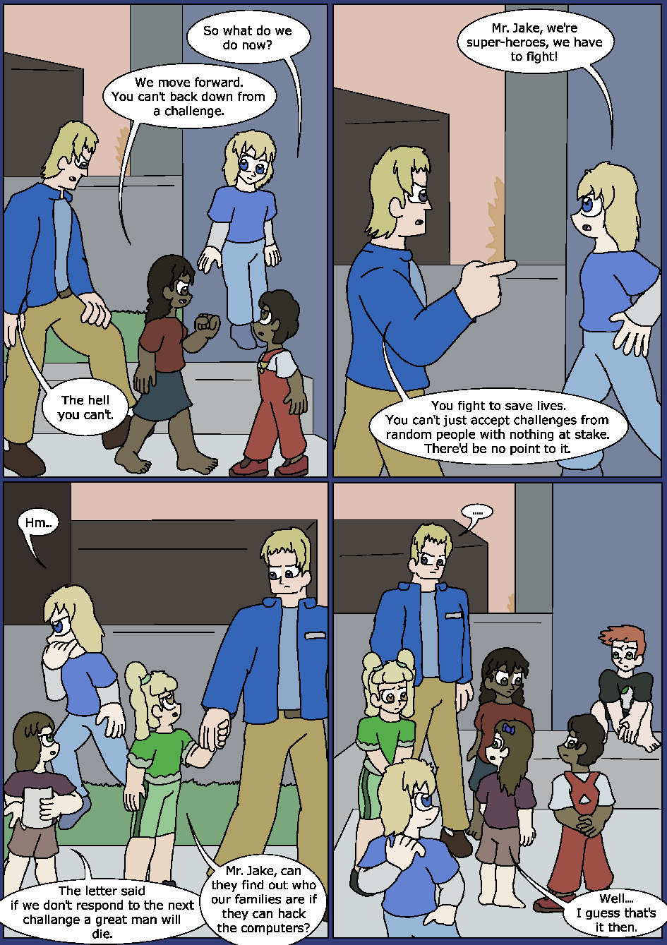 Blue Bloodlines, Page 19