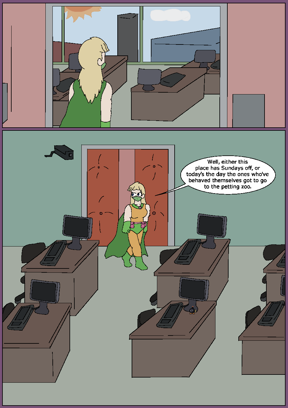 The Power Tower, Page 15