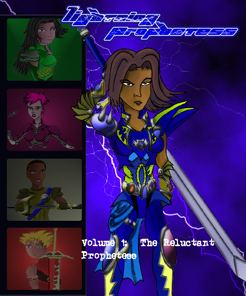Vol 1-The Reluctant Prophetess