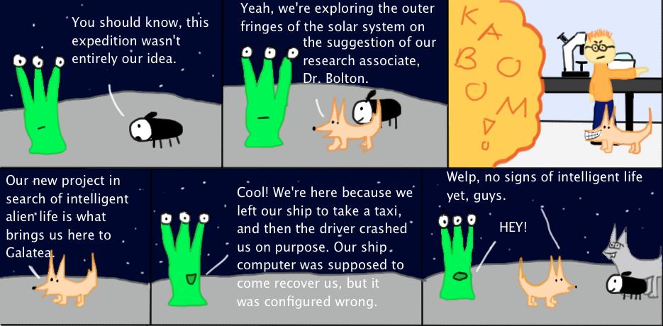 Scientific Expedition