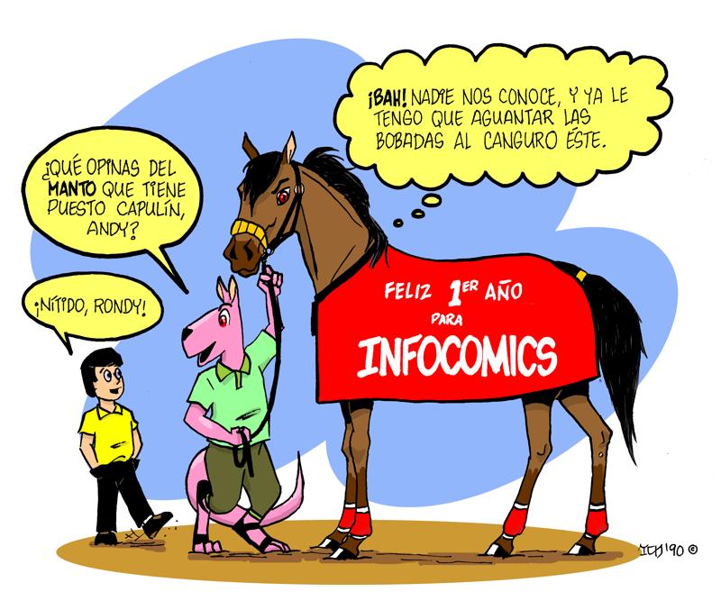 1er Año de Infocomics