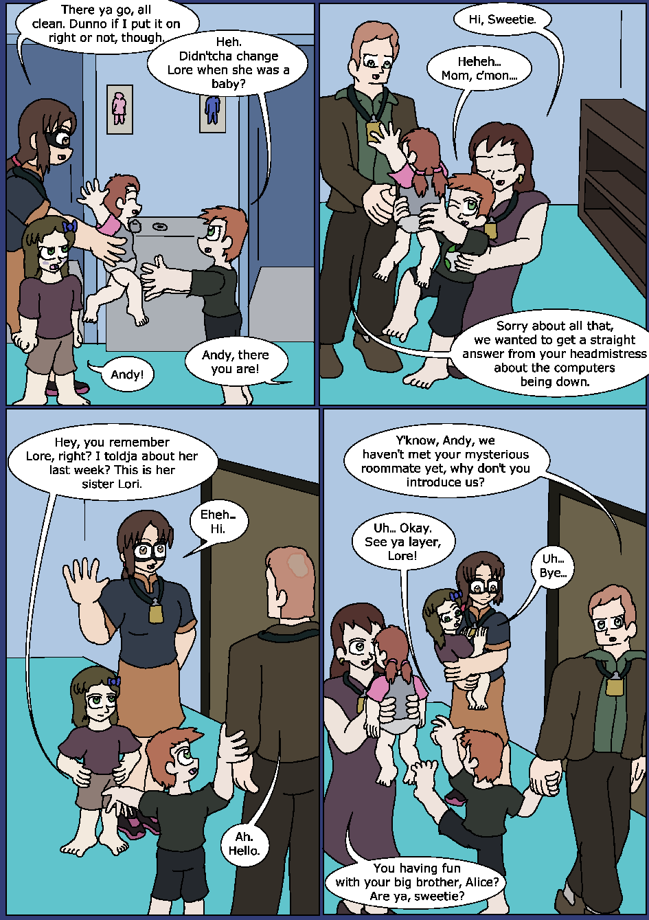 Blue Bloodlines, Page 10