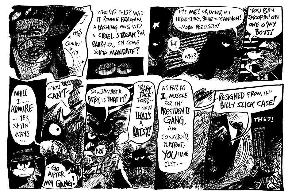 PCK Noir #5
