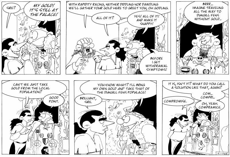 The King's logic
