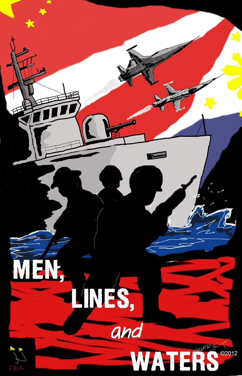 MEN, LINES, AND WATERS