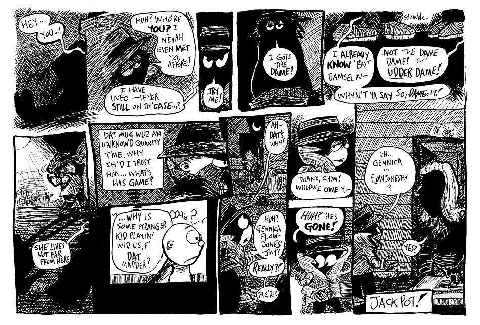 PCK Noir #6
