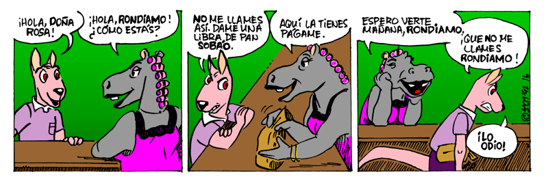 El colmadito de Doña Rosa