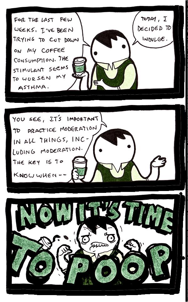 Caffeine Problems