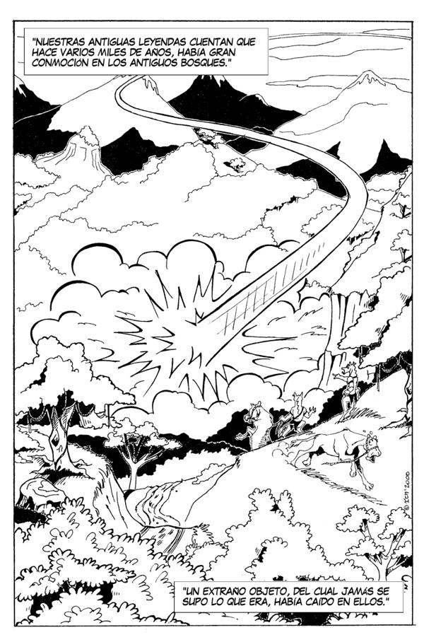 Bétzrel #0 pág. 1