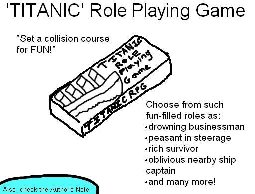 Titanic RPG
