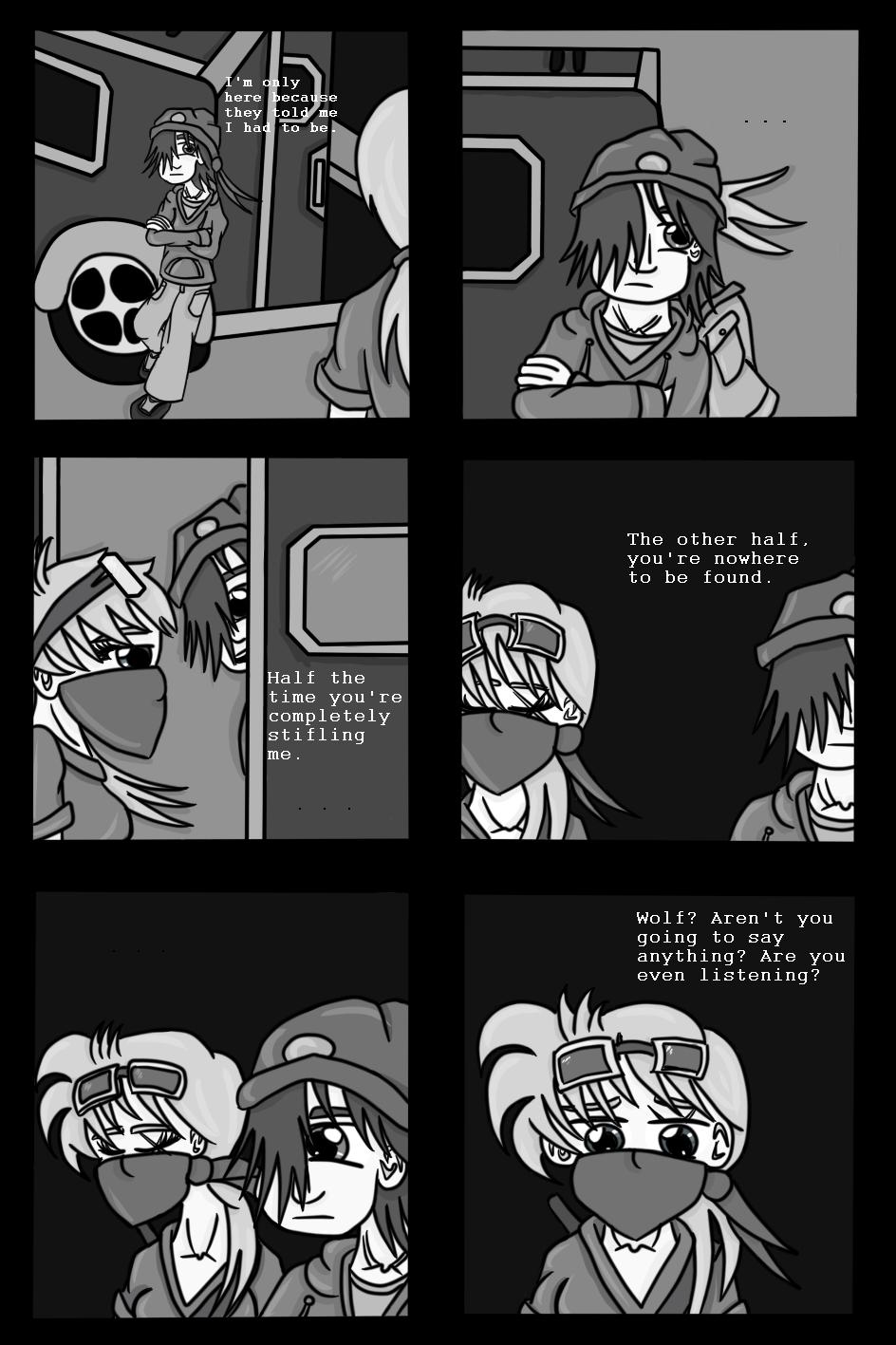 Midnight Oil, Part Eight
