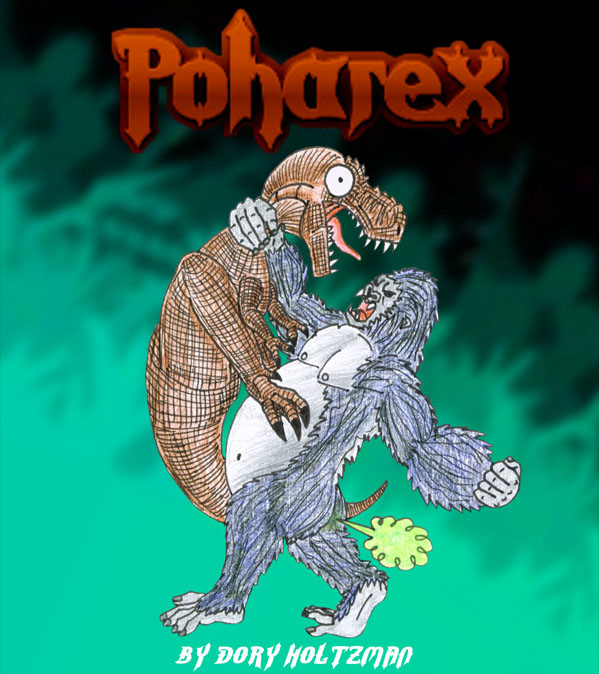 Poharex Issue #8 Cover