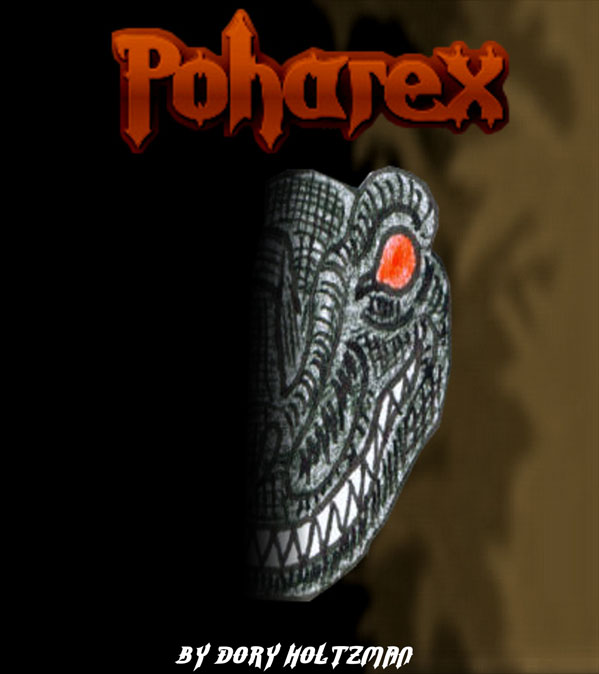 Poharex Issue #6 Cover