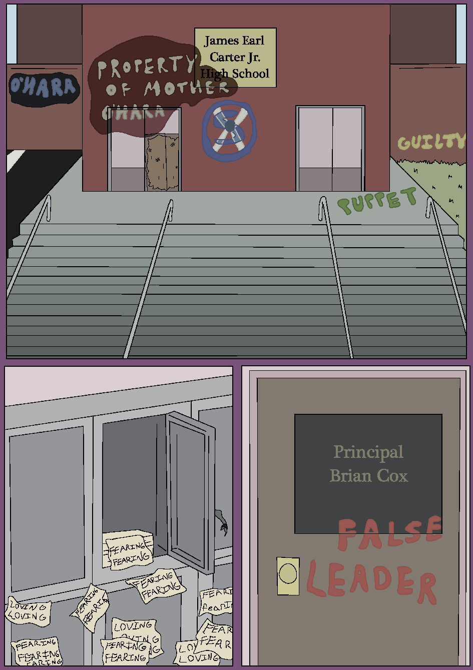 Skeletons in the Closet, Page 1