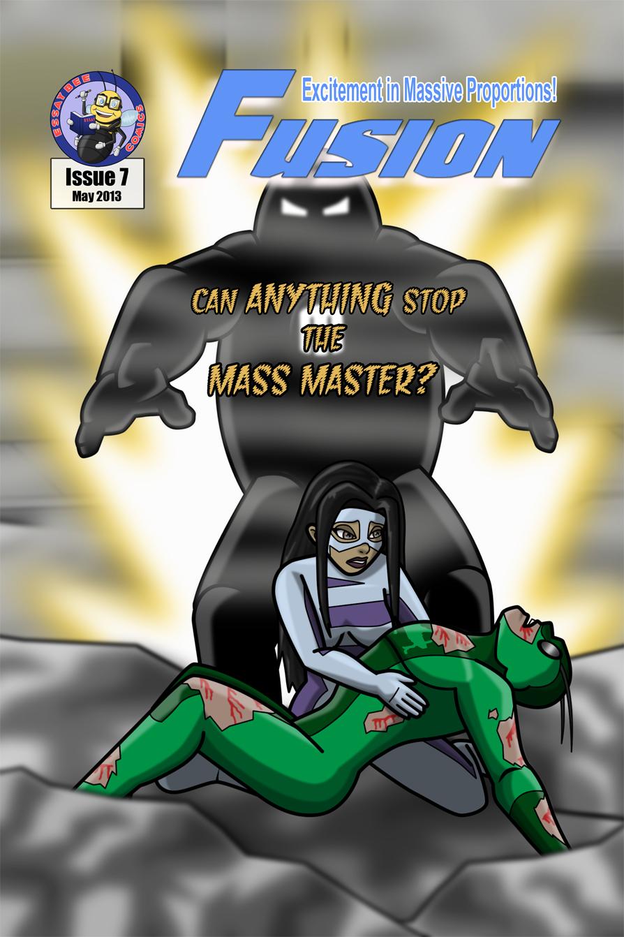 Fusion #7 Cover