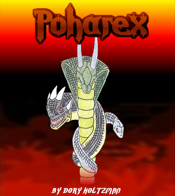 Poharex Issue #2 Cover